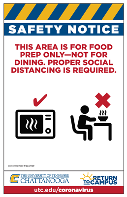 FOOD PREP SIGNS